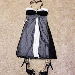 (EUC) B Darlin Dress Junior size 3/4